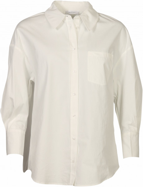 Women's Anine Bing Cotton Shirt Mika Off White
