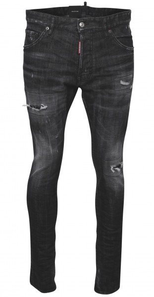 Men´s Dsquared Cool Guy Black Washed