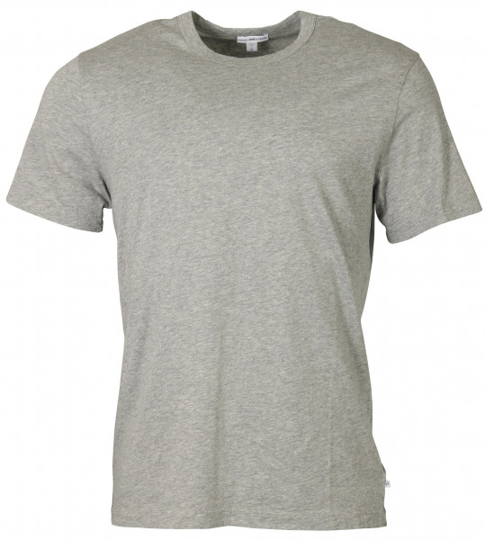 Men's James Perse T-Shirt Crewneck Heathergrey