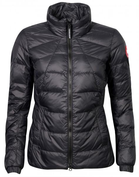 Women's Canada Goose Abbott Light Down Jacket Black