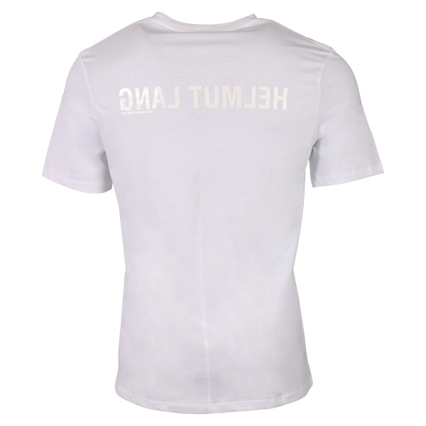 MEN'S HELMUT LANG T-SHIRT WHITE