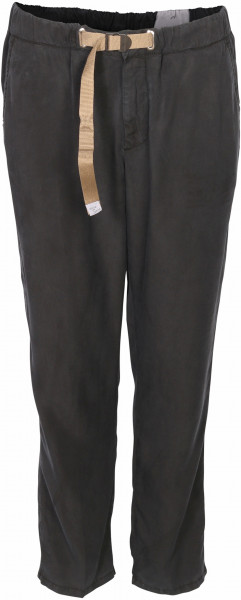 Women's White Sand Chino Black Washed 100% Lyocell