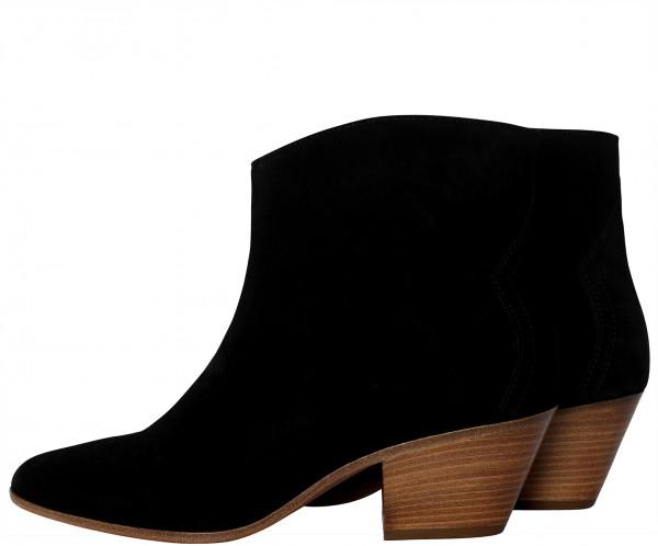 Isabel Marant Dacken Boots schwarz