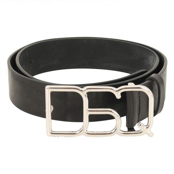 Women's Dsquared Hip Belt Black