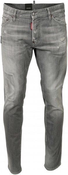 Men´s Dsquared Jeans Cool Guy Light Grey Washed