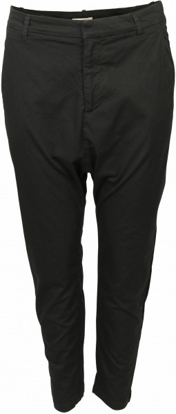 Women's Nili Lotan Paris Pant Jet Black