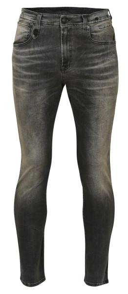 R13 Mens Skate Jeans vintage grau