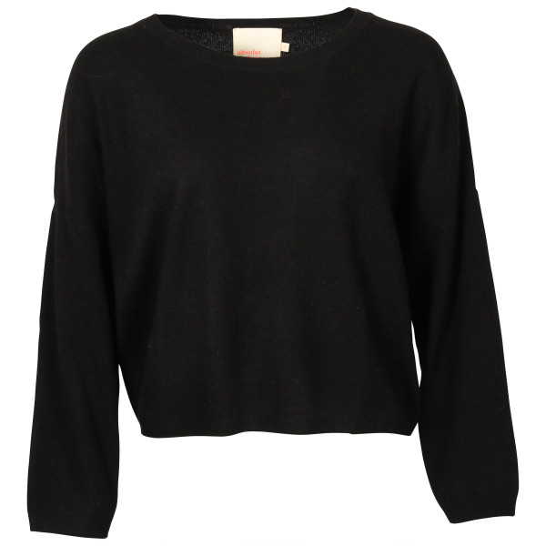 Women's Absolut Cashmere Pullover Alicia Black