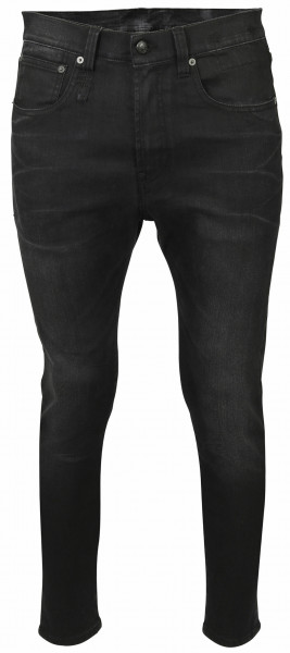 Men's R13 Jeans Drop Washed Black
