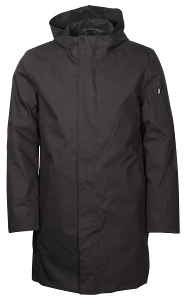 Men's g-lab Dry Touch Waterproof Parka Globe Black