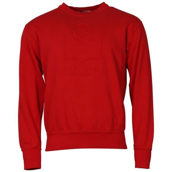 Men's Isabel Marant Sweatshirt Miko red