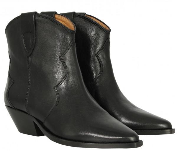 Women's Isabel Marant Dewina Boots Black
