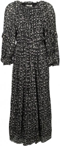 Women's Isabel Marant Dress Estine Multiprinted