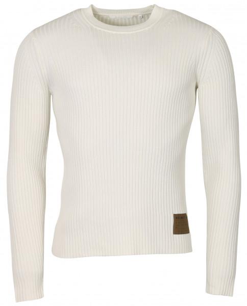 Men's Helmut Lang Knit Sweater Offwhite