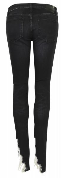 R13 Kate Skinny Jeans Dark Moon R13W4022557