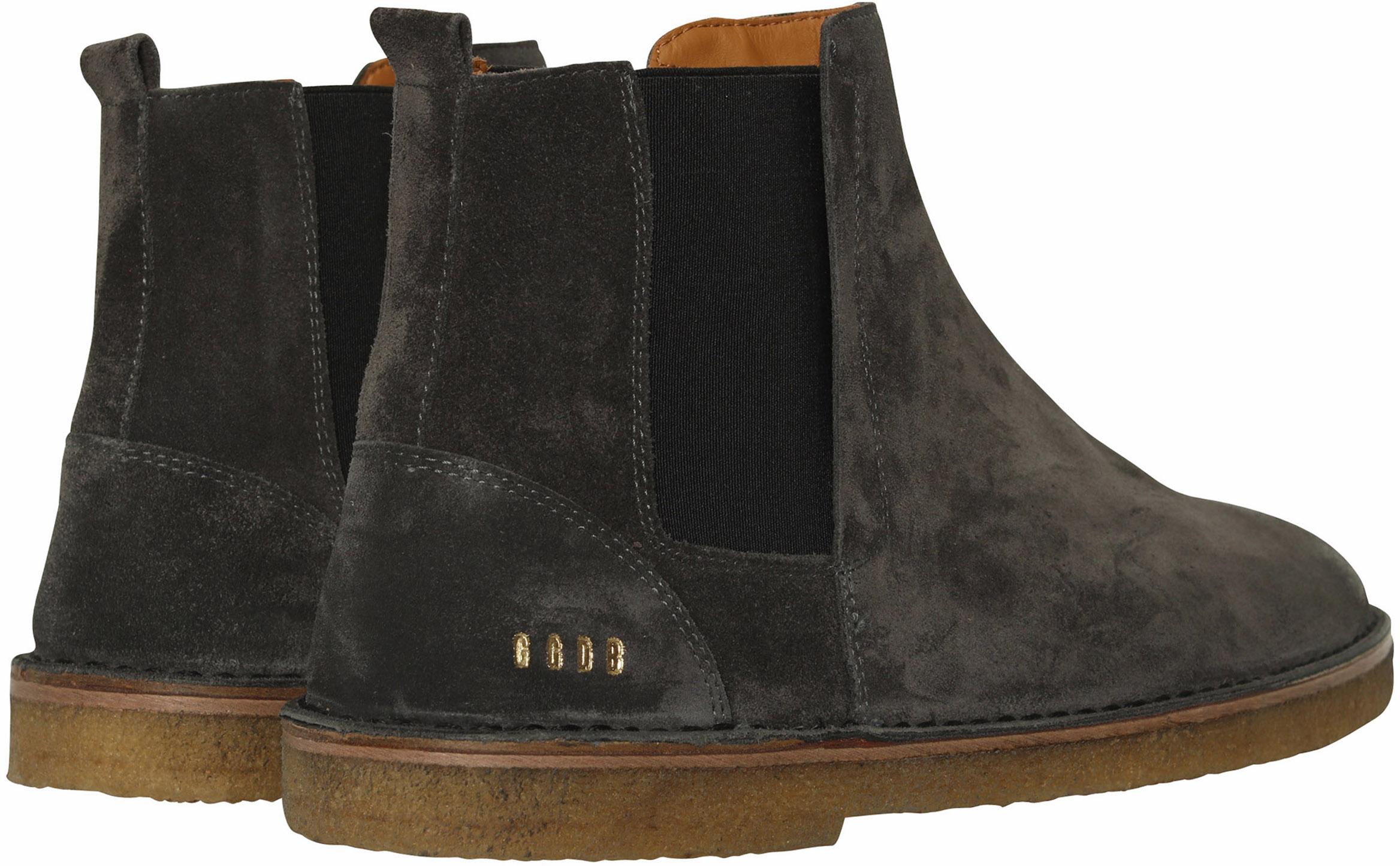 d570e96f13a899 ... Vorschau: Men's Golden Goose Boots Portman Darkgrey Suede