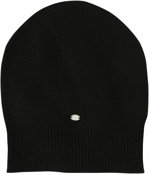 Men's Friendly Hunting Cashmere Cap Black