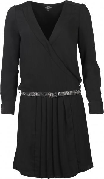 Nikkie Dress Belted schwarz