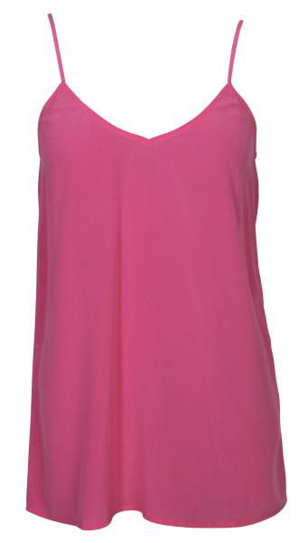 Women's Jadicted Silk Top Pink