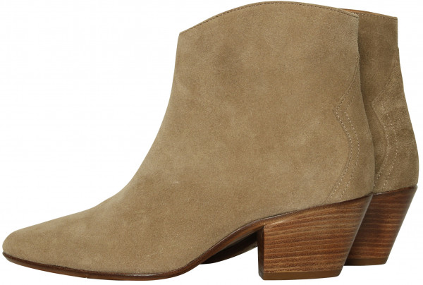 Women's Isabel Marant Dacken Boots taupe