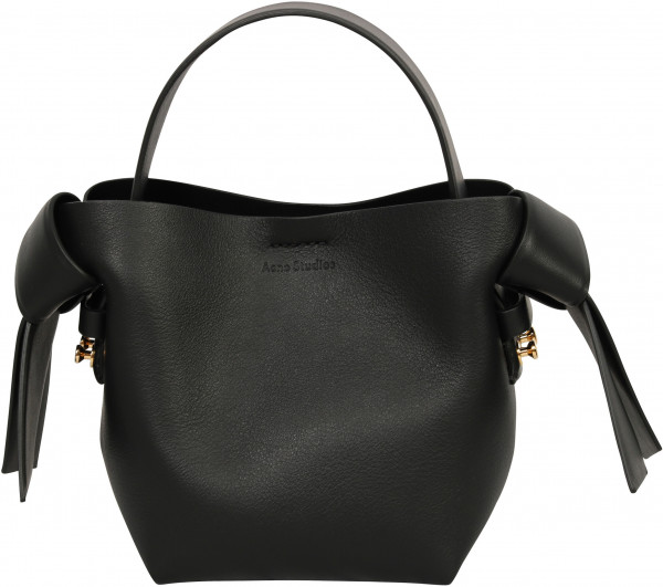Women's Acne Studios Bag Musubi Mini black