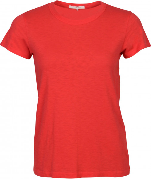 Women's Rag & Bone T-Shirt Coral