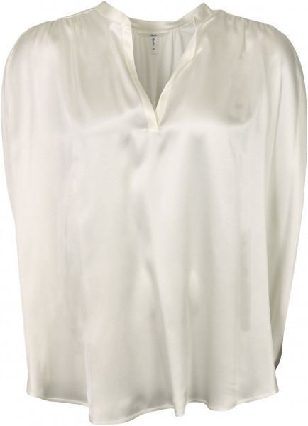 Women's Sophie Silk Blouse Maxi Offwhite