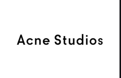 ACNE STUDIOS....[WOMEN]