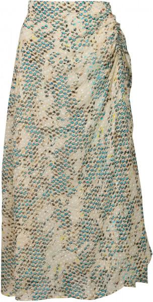 Women's Lala Berlin Skirt Sohrana Kufiya Snake Print