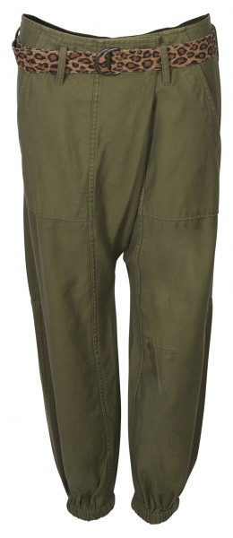 Women's R13 Crossover Utility Pant Olive