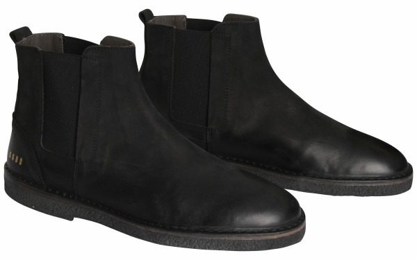 Men's Golden Goose Boots Portman schwarz