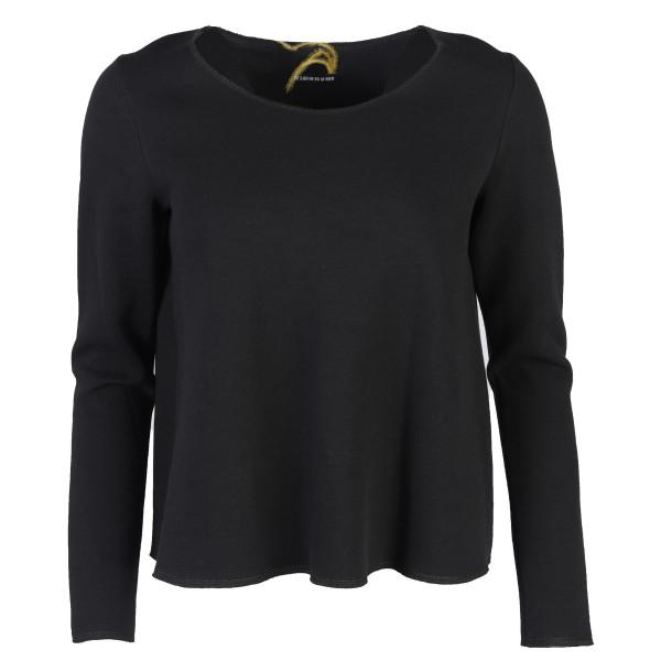 Women's Susanne Bommer Sweater schwarz