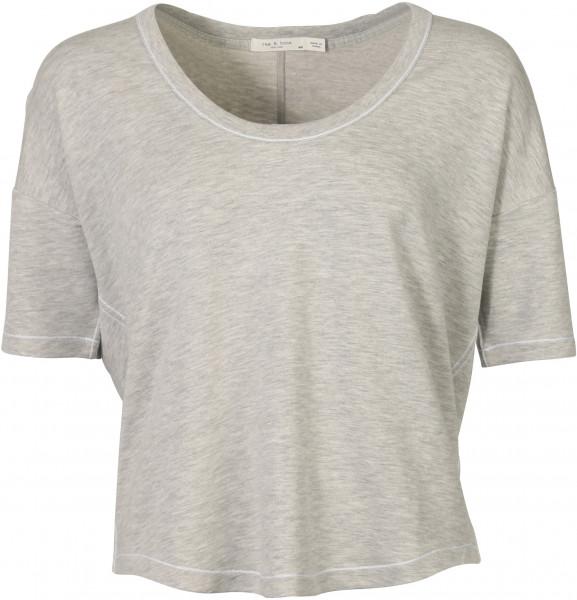 Women's Rag & Bone T-Shirt Marlon Heathergrey