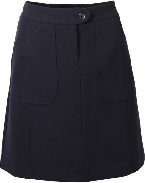 Women's Summum Stretch Skirt Night Blue