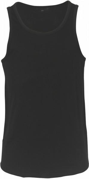 Men's Thom Krom Tank Shirt Black