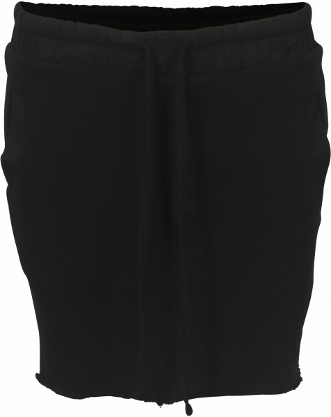 Women's Thom Krom Short Sweat Skirt Black