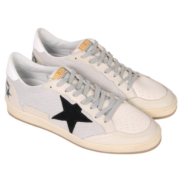 Men's Golden Goose Sneakers Ballstar cord gum