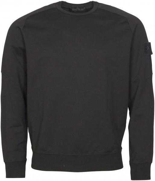 Men's Stone Island Ghost Sweatshirt Black