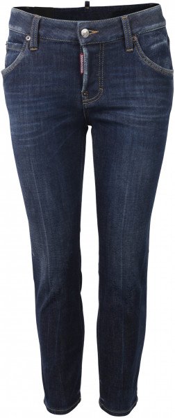 Dsquared D2 Cool Girl Cropped Jeans