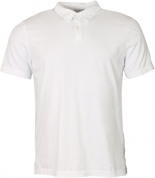 Men's James Perse Standard Polo White