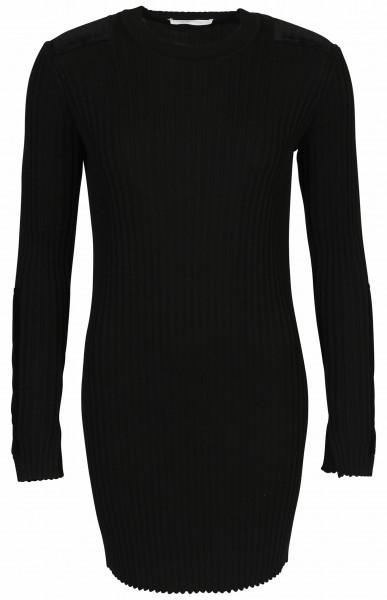 Women's Helmut Lang Patch Dress Black