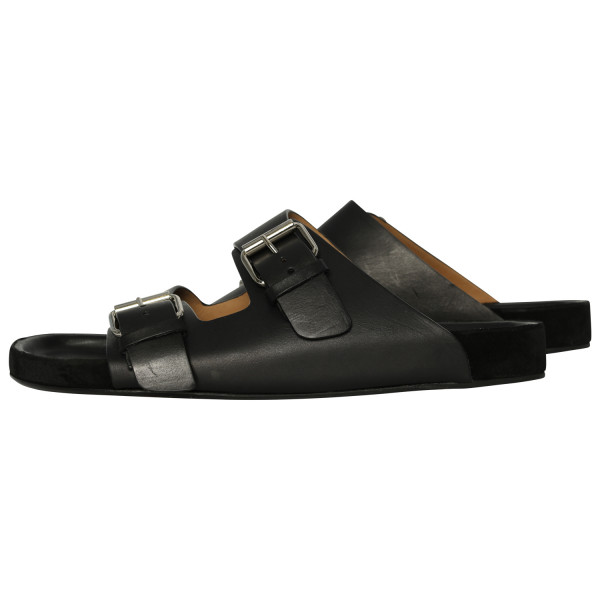 Men's Isabel Marant Sandals Lekson Black