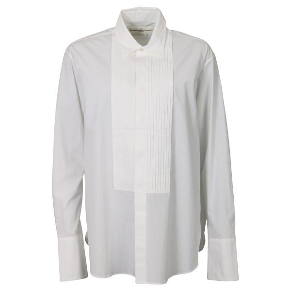 Women's Golden Goose Shirt white