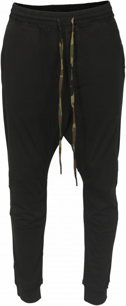 Men's R13 Harem Sweatpant Black
