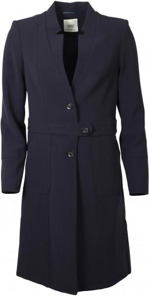 Women's Summum Long Blazer Night Blue