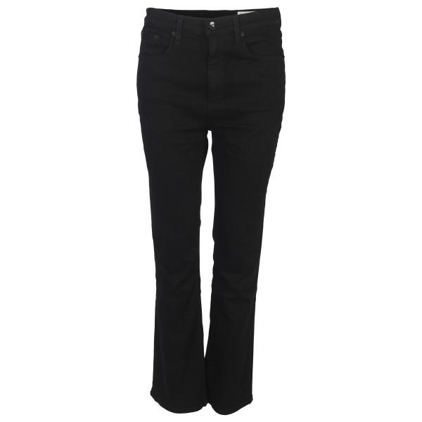Women's Rag & Bone Jeans Bootcut schwarz
