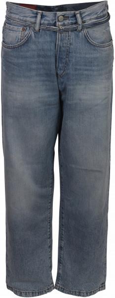 Women's Acne Studios Jeans 1991 Toj Jeans Light Blue Washed