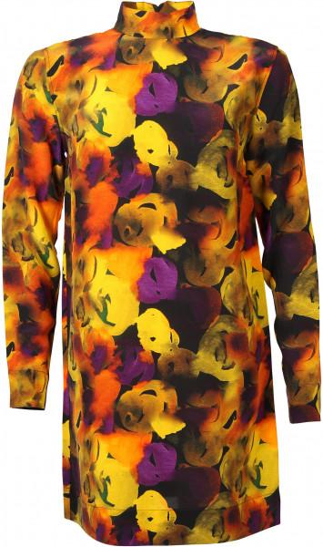 Women's Ganni Mini Dress Multi Colour