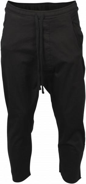 Men's Thom Krom Cropped Trouser Black