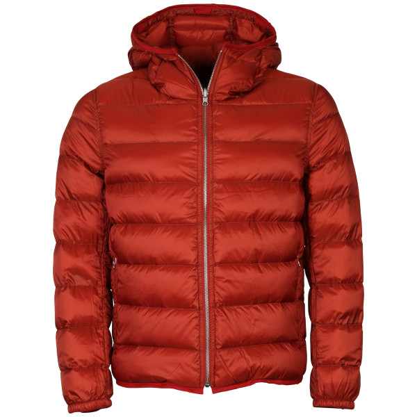 Men's Ten C Detachable Down Jacket Tomatored